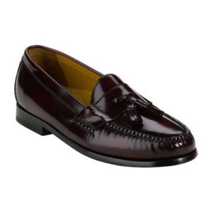 Cole Haan | Pinch Tassel – Burgundy