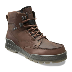 Ecco | Track II Gore Tex High – Bison
