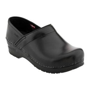 Sanita Clogs   Professional Cabrio – Black