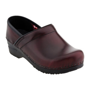 Sanita Clogs | Professional Cabrio – Bordeaux