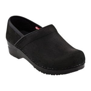 Sanita Clogs | Professional Oil – Black