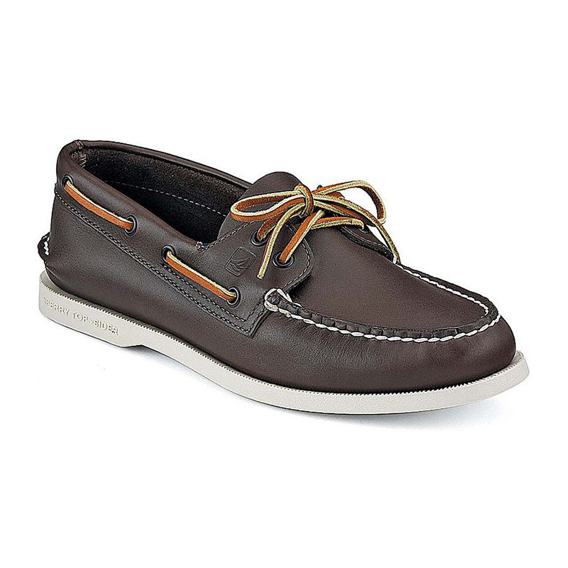 Sperry Top Sider Authentic Original Classic Brown