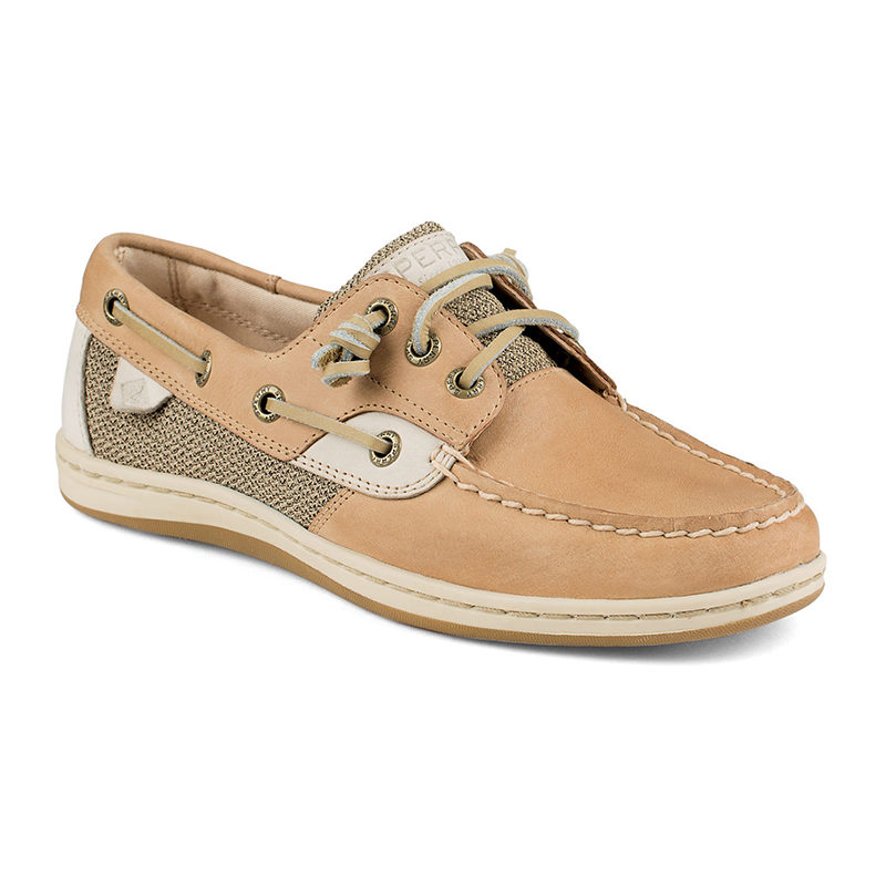 Sperry Songfish Linen Oat