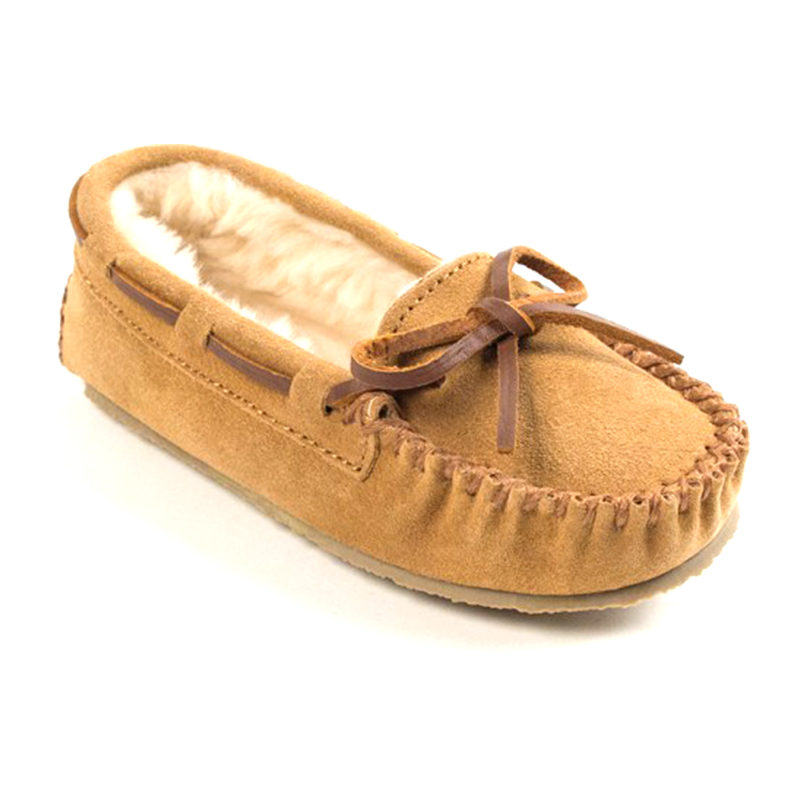 Minnetonka Moccasin Children Cassie Cinnamon 4811