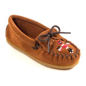 Minnetonka Moccasin | Thunderbird II – Brown (2602)