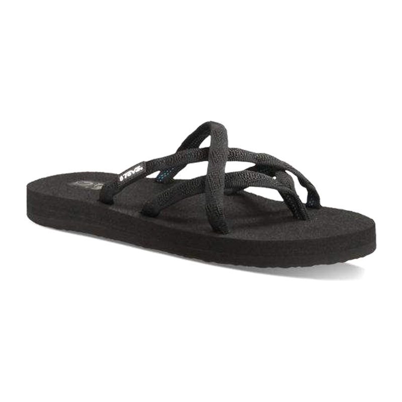Teva Women Olowahu Mix B On Black