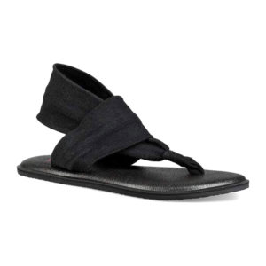 Sanuk | Youth Yoga Sling Burst – Black