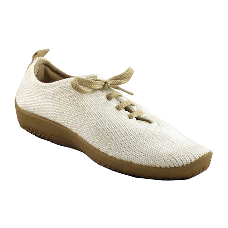 Arcopedico Women LS White Beige