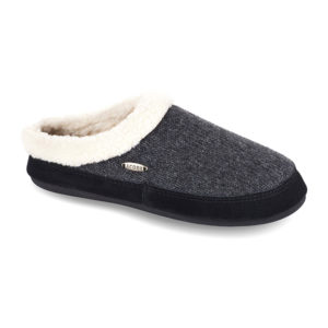 Acorn | Mule Ragg – Dark Charcoal Heather