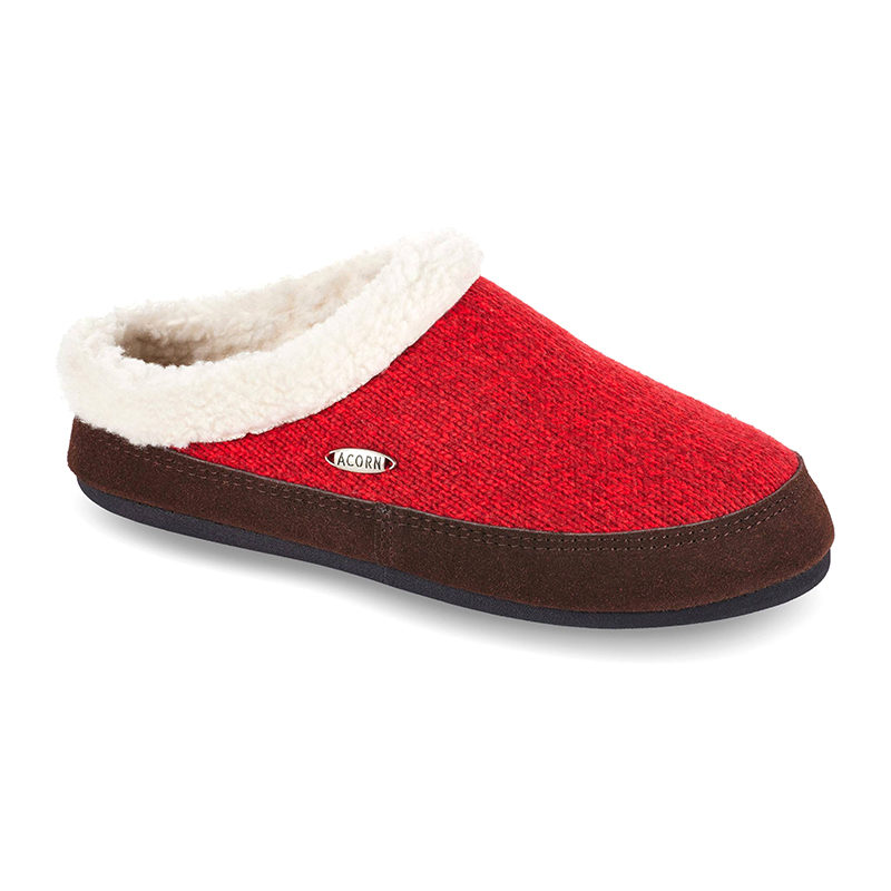 Acorn Women Mule Ragg Red