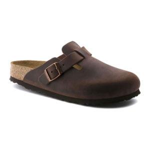 Birkenstock | Boston Soft Footbed – Habana Oiled Leather