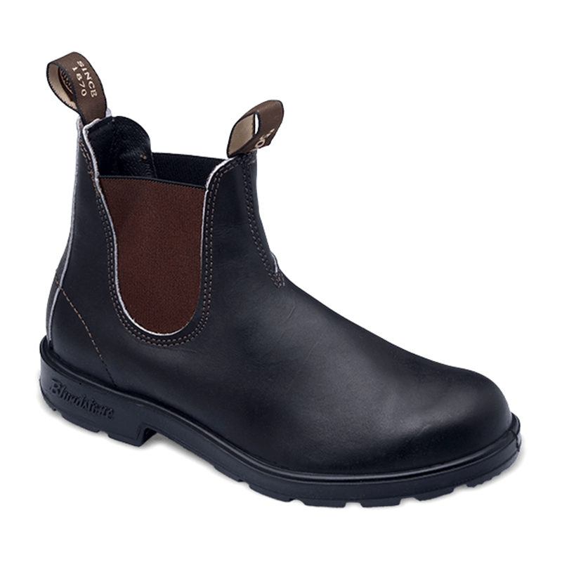 Blundstone Men Original 500 Stout Brown