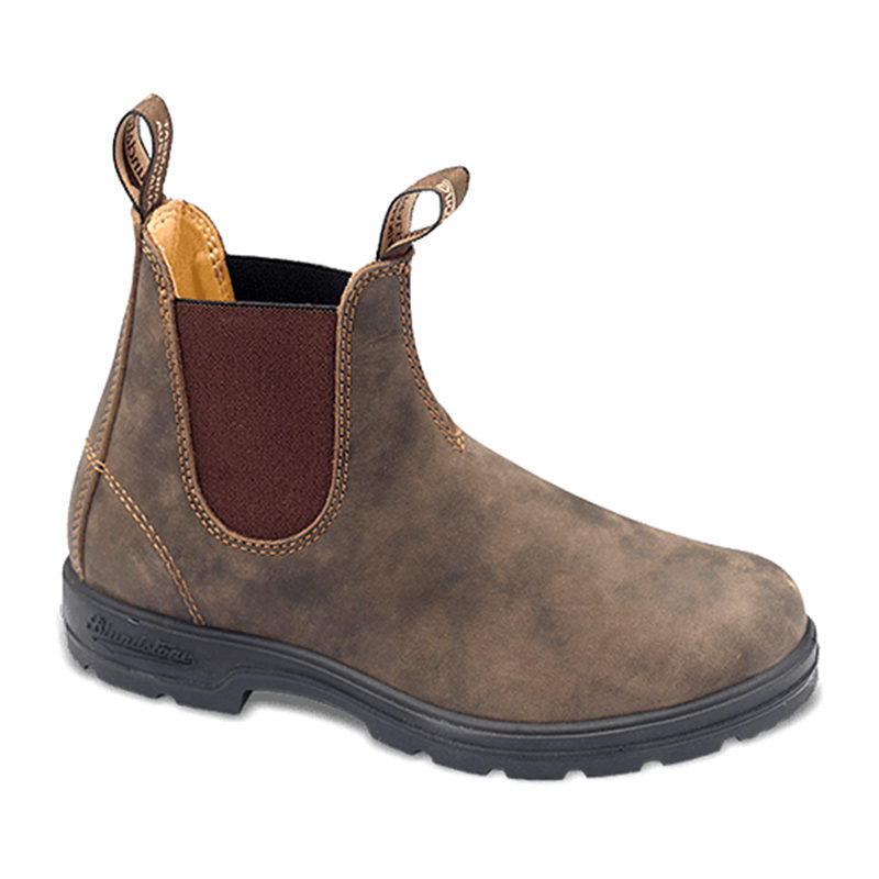 Blundstone Women Super 550 Style 585 Rustic Brown