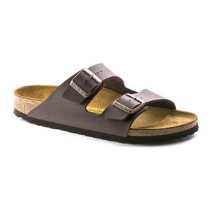 Birkenstock | Arizona – Dark Brown Birko Flor