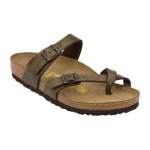 Birkenstock | Mayari – Golden Brown Birko Flor