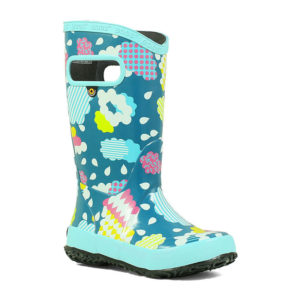 BOGS | Rainboot Clouds – Aqua