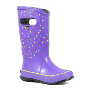 BOGS | Rainboot T-Dots – Violet Multi