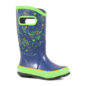 BOGS | Rainboot Trigeo – Dark Blue Multi