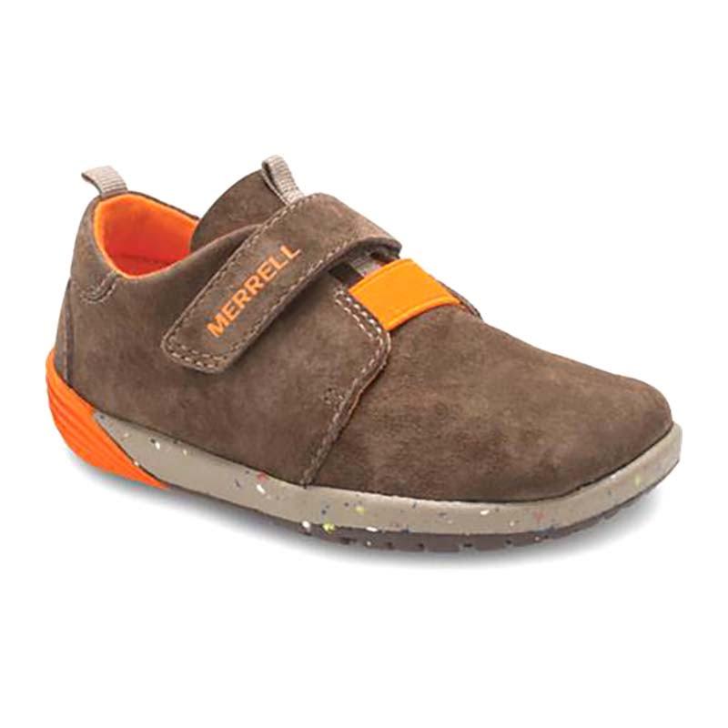 Merrell   Bare Steps Sneaker – Brown