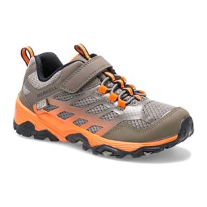 Merrell | Moab FST Low – Brown / Orange