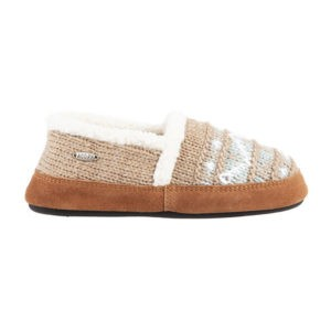 Acorn | Nordic Moc – Oatmeal Heather