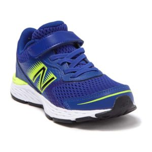 New Balance | 680v6 – Marine Blue / Lemon Slush / Black