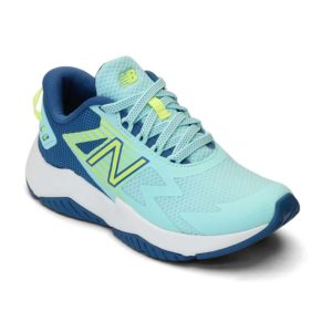 New Balance | Rave Run – Bali Blue / Mako Blue / Lemon Slush