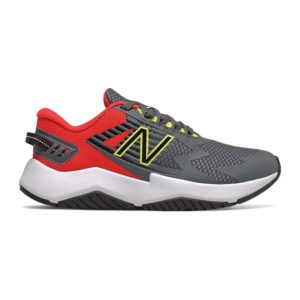New Balance | Rave Run – Lead / Neo Flame / Lemon Slush