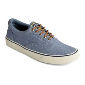 Sperry | Striper II CVO Distressed Sneaker – Blue