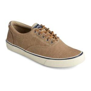Sperry | Striper II CVO Distressed Sneaker – Khaki