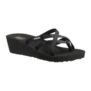 Teva | Mush Mandalyn Wedge – Black
