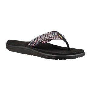 Teva | Voya Flip – Bar Street Multi Black
