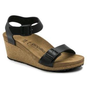 Birkenstock Papillio | Soley – Black Leather