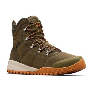 Columbia | Fairbanks Omni Heat Boot – Nori / Canyon Gold