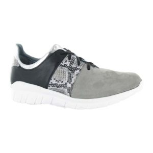 NAOT | Buzz – Light Grey / Grey Cobra / Silver Mirror / Soft Black