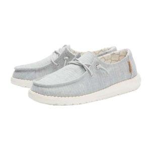 Hey Dude | Wendy Youth Linen – Linen Grey