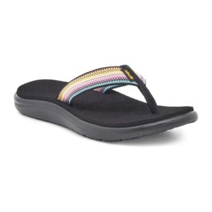 Teva | Voya Flip – Antiguous Black Multi