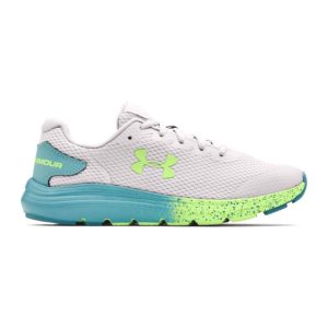 Under Armour | Surge 2 Fade – Halo Gray / Summer Lime