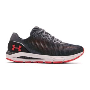 Under Armour | UA HOVR Sonic 4 – Pitch Gray / Halo Gray
