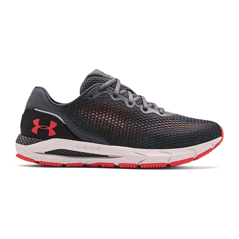 Under Armour Men UA HOVR Sonic 4 Pitch Gray Halo