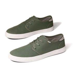 TOMS | Carlo Sneaker – Green Bonsai