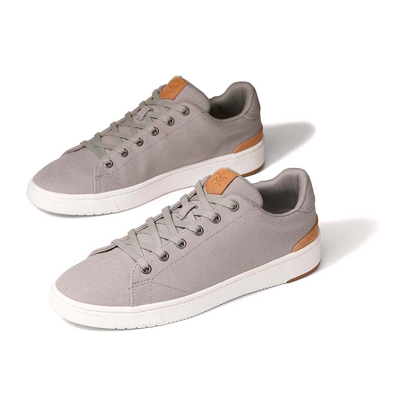 TOMS | TRVL LITE Sneaker – Drizzle Grey Canvas