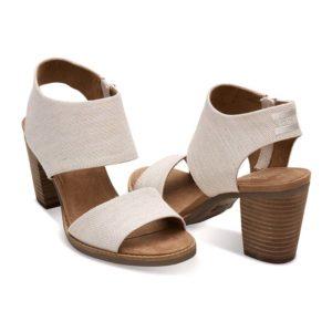 TOMS | Majorca Cutout Sandal – Natural