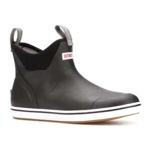 XTRATUF | 6 inch Ankle Deck Boot Black