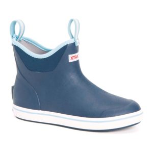 XTRATUF | 6 inch Ankle Deck Boot – Navy