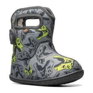 BOGS | Baby Cool Dinos – Grey Multi