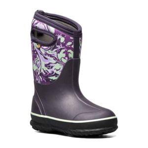 BOGS | Classic Winter Marble – Purple Multi