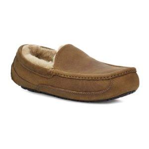 UGG | Ascot Matte Leather – Tan