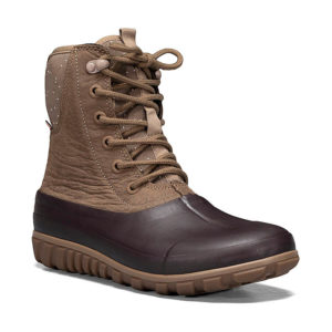 BOGS | Classic Casual Tall Leather – Tan