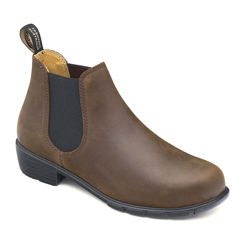 Blundstone Women Style 1970 Ankle Boots Antique Brown